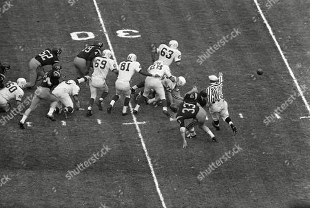 Editorial picture of USC vs Wisconsin Rose Bowl 1963, Pasadena, USA