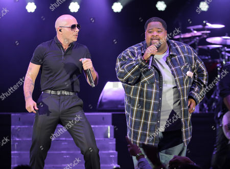 Pitbull and Lunchmoney Lewis