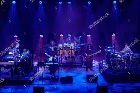 STS9 - David Phipps, Hunter Brown, Jeffree Lerner, Alana Rocklin and Zach Velmer