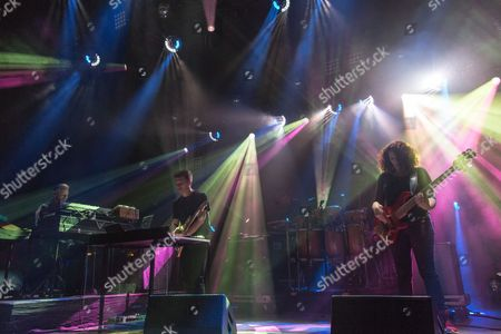 Stock Photo of STS9 - David Phipps, Hunter Brown and Alana Rocklin