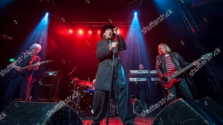 The Tubes - Roger Steen, Prairie Prince, Rick Anderson, Fee Waybill, David Medd