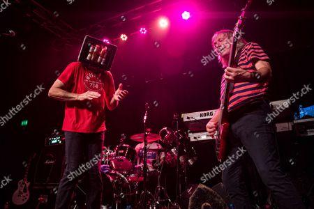 The Tubes - Prairie Prince, Rick Anderson, Fee Waybill
