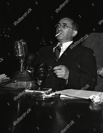 Editorial photo of Abraham George Silverman, Washington, USA