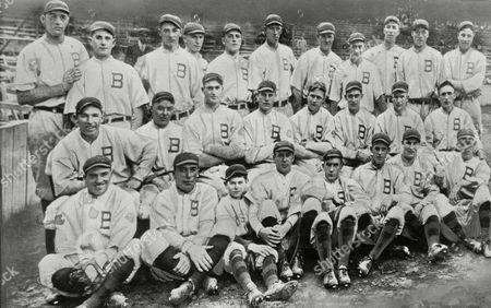 Editorial picture of Boston Braves, Boston, USA