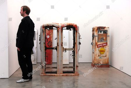 Editorial image of Memorial To The Iraq War Exhibition, ICA Gallery, London, Britain - 22 May 2007