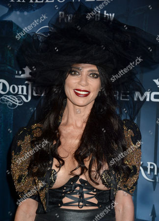 Editorial picture of Maxim Halloween Party, Los Angeles, USA - 22 Oct 2016