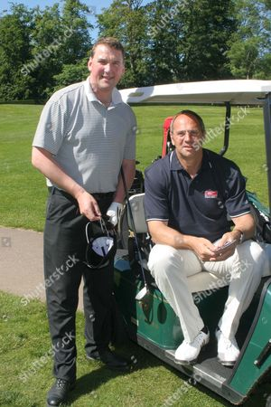 Matthew Pinsent and Steven Redgrave