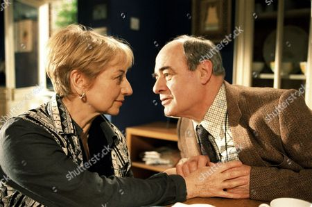 Kate Binchy and David Daker in 'Big Bad World' - 2001