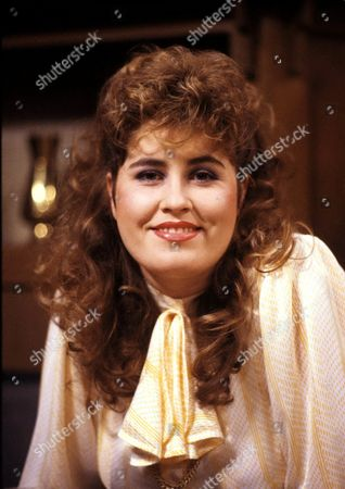 Liza Tarbuck in 'Watching' - 1997