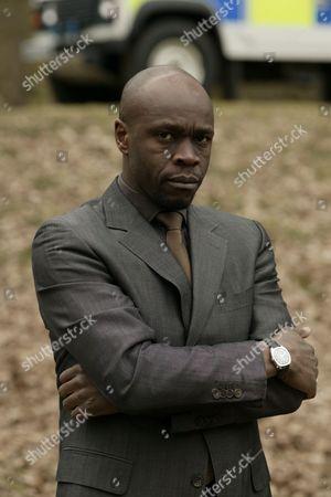 Robbie Gee in 'Prime Suspect VII' - 2006
