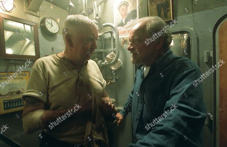 Tony Haygarth and David Jason in 'Ghostboat' - 2006