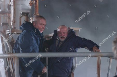 'Ghostboat' - 2006  Picture: Hardy (David Jason) and Cassidy (Tony Haygarth)