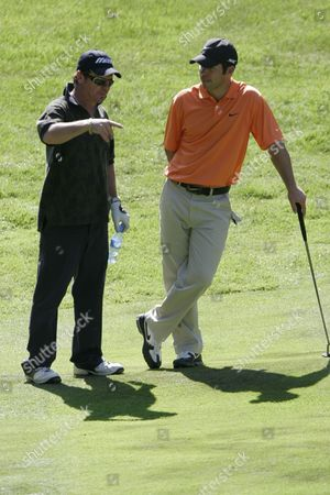 Tim Farriss of INXS and Paul Casey