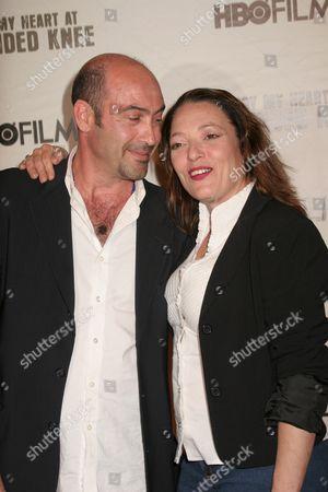 John Ventimiglia and Sharon Angela