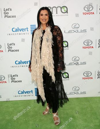 Editorial picture of Environmental Media Association Awards, Los Angeles, USA - 22 Oct 2016