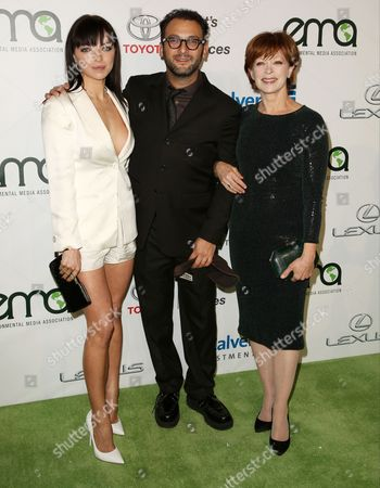 Francesca Fisher-Eastwood, Josh Fox, Frances Fisher