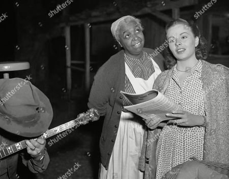 Editorial photo of Jeanne Crain and Ethel Waters Character Pinky, Los Angeles, USA