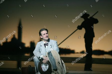 'Death in Venice'  performed by the English National Opera Ian Bostridge ( Gustav von Aschenbach )