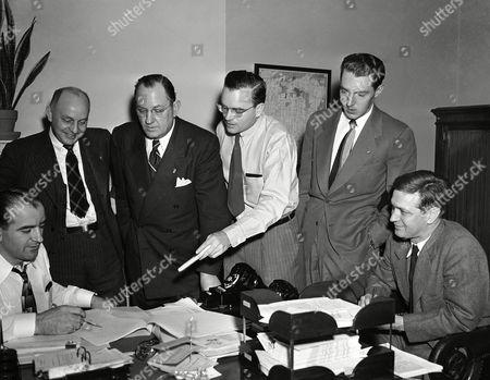 Editorial photo of Joseph McCarthy, Washington, USA