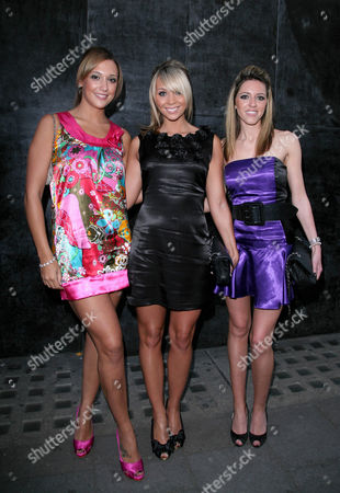Stock Photo of Cassie Sumner, Charlotte Mears and Heather Swan