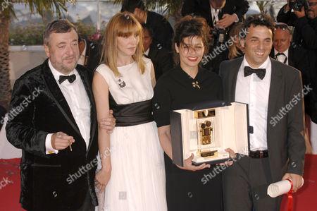 Pavel Lounguine, Clotilde Coureau, Shira Geffen, Etgar Keret