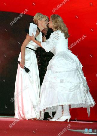 Sharon Stone, Barbara Schoneberger