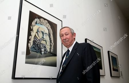 Roy Disney, Former Senior Executive for 'Walt Disney'.  A short film that Dali began working on with 'Walt Disney' in the forties premieres in Britain as part of the exhibition. The film, entitled 'Destino', was never completed in the artist's lifetime because the Disney studio ran out of money. But it was finished four years ago by Roy Disney, nephew of Walt, working with the late John Hench, one of the original collaborators on the project.