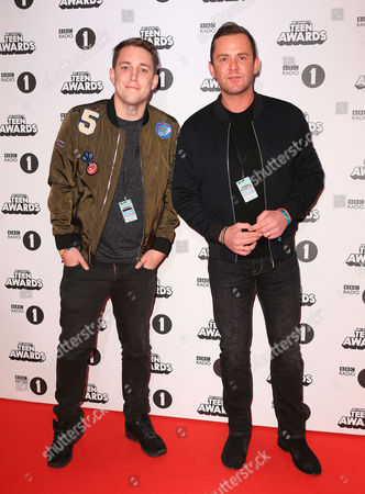 Chris Stark and Scott Mills