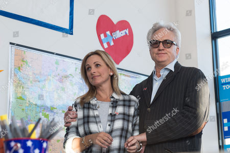Whitford Bradley and Marlee Matlin