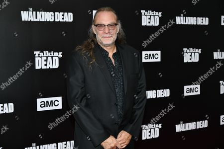 Stock Image of Gregory Nicotero