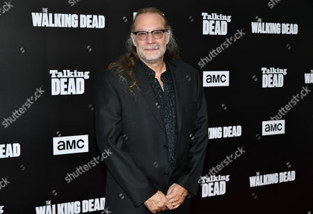 Editorial picture of AMC presents 'Talking Dead' special edition for 'The Walking Dead' Season 7 TV series, Los Angeles, USA - 23 Oct 2016