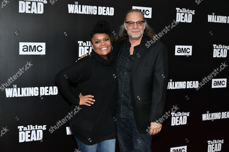Editorial image of AMC presents 'Talking Dead' special edition for 'The Walking Dead' Season 7 TV series, Los Angeles, USA - 23 Oct 2016