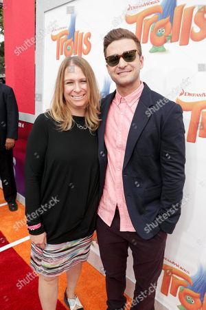 Gina Shay, Justin Timberlake