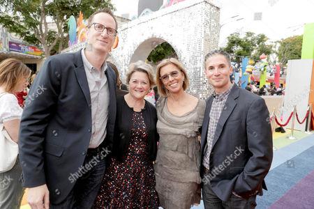 Glenn Berger, Bonnie Arnold, Mireille Soria, Jonathan Aibel