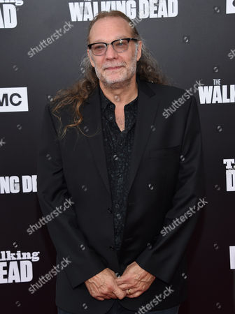 Stock Photo of Gregory Nicotero
