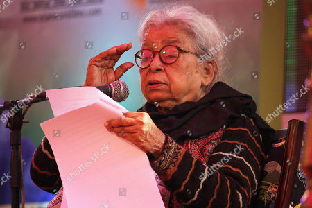 Mahasweta Devi Indian writer Mahasweta Devi delivers the keynote address during the opening of India's Jaipur Literature Festival in Jaipur, India. Devi, a well-known Indian writer and social activist, who used her writing to give voice to the oppressed poor tribal and forest dwellers died at a Kolkata hospital. She was 90