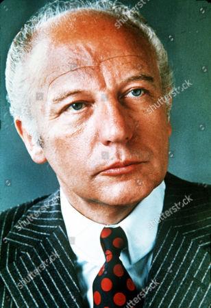 Undatiertes Foto von Walter Scheel, Bundespraesident von 1974-1979