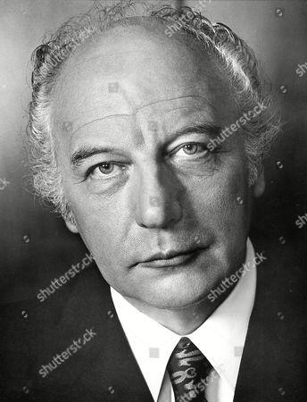 File Photo des frueheren Bundespraesidenten Walter Scheel