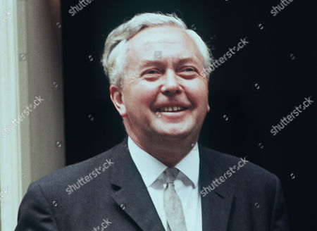 Harold Wilson, Prime Minister of England. undated