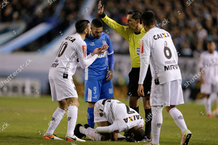 Editorial picture of Argentina Brazil Soccer Copa Libertadores, Buenos Aires, Argentina