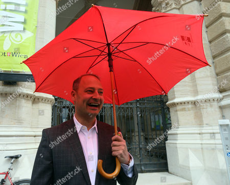 Andreas Schieder Andreas Schieder from the Social Democrats, SPOE, arrives for a meeting in Vienna, Austria, Friday, May, 13, 2016