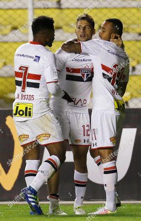 Editorial image of Bolivia Brazi Soccer Copa Libertadores, La Paz, Bolivia
