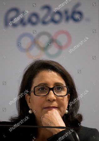 Nawal El Moutawakel Nawal El Moutawakel, head of the International Olympic Committee's evaluation commission, listens to a question during a press conference in Rio de Janeiro, Brazil, . Rio de Janeiro will host the 2016 Olympic games