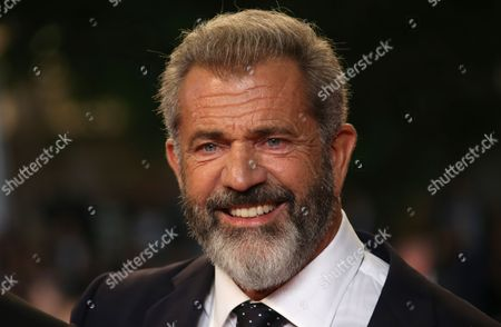"""Stock Image of Mel Gibson Actor Mel Gibson poses for photographers upon arrival at the screening of the film """"Blood Father"""" at the 69th international film festival, in Cannes, southern France. """"Braveheart"""" screenwriter Randall Wallace says he's working with director Gibson on a follow-up to """"The Passion of the Christ."""" Wallace told The Hollywood Reporter on Thursday, June 9, 2016, that the new film will focus on the resurrection of Jesus"""