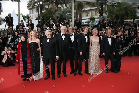 Editorial image of France Cannes Awards Red Carpet, Cannes, France