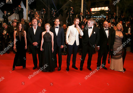 Editorial picture of France Cannes The Nice Guys Red Carpet, Cannes, France