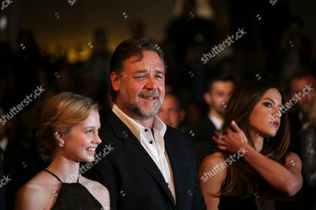 Editorial image of France Cannes The Nice Guys Red Carpet, Cannes, France