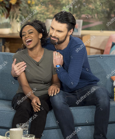 Stock Photo of Relley C and Rylan Clark