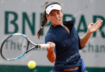 Editorial picture of France Tennis French Open, Paris, France