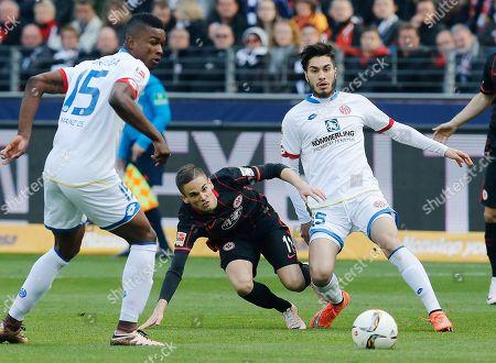 Editorial photo of Germany Soccer Bundesliga, Frankfurt, Germany